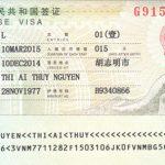 LÀM VISA ĐI TRUNG QUỐC TẠI TPHCM